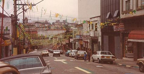 Foto da Papelaria Japuíba em seu antigo endereço