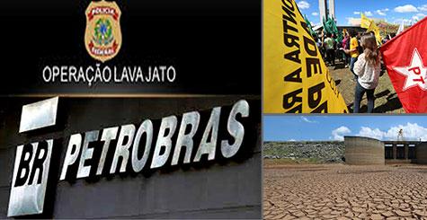 Operação Lava Jato. Cantareira, PT