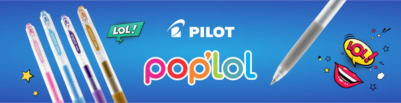 Banner Pilot Pop'lol