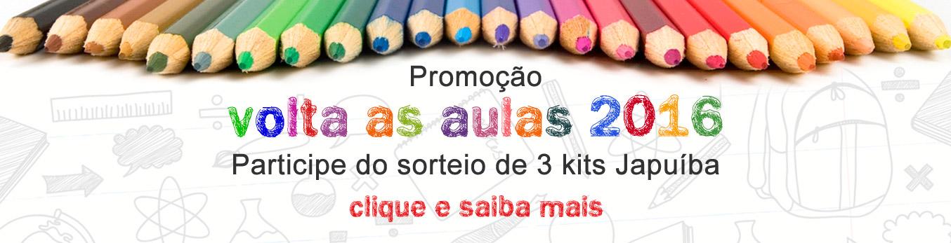 Banner Promoção Volta Às Aulas 2016