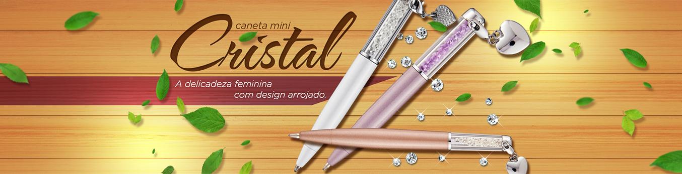 Banner Caneta Mini Cristal Zoot